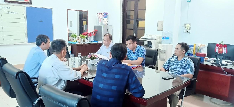 Giao nhiệm vụ cán bộ và sắp xếp lại cơ cấu tổ chức của Trung tâm Việt Nhật