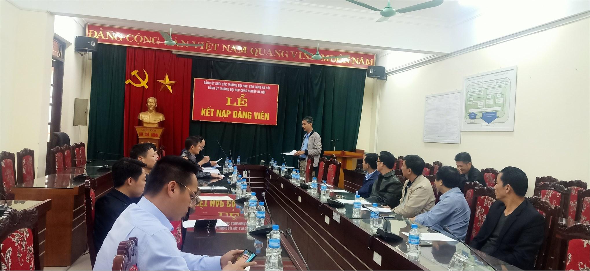 Chi bộ Trung tâm Việt Nhật tổ chức hội nghị tổng kết năm 2020 và chia tay Đảng viên nghỉ hưu theo chế độ