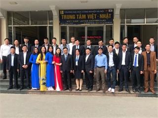Trung tâm Việt Nhật tổ chức kỷ niệm 37 năm ngày Nhà giáo Việt Nam (20/11/1982 – 20/11/2019)