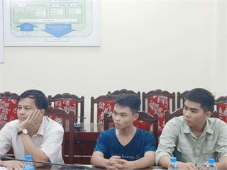 04 sinh viên Trung tâm Việt Nhật sẵn sàng cho kỳ thi tay nghề thành phố Hà Nội năm 2019