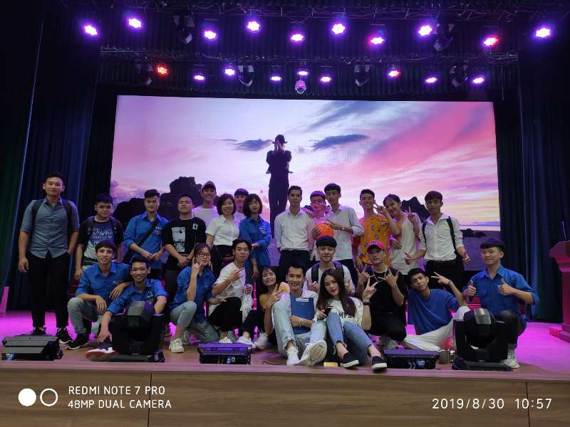 """Sôi động ngày hội """"Chào tân sinh viên 2019"""" – Trung tâm Việt Nhật"""
