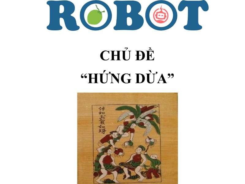 """Liên chi đoàn TT Việt Nhật phát động sinh viên tham gia cuộc thi """"Robot mini VJC 2019"""""""