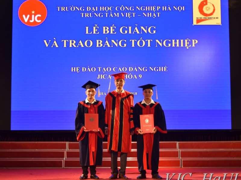Kế hoạch bế giảng và trao bằng tốt nghiệp cho sinh viên hệ Cao đẳng nghề tốt nghiệp tháng 9 năm 2019