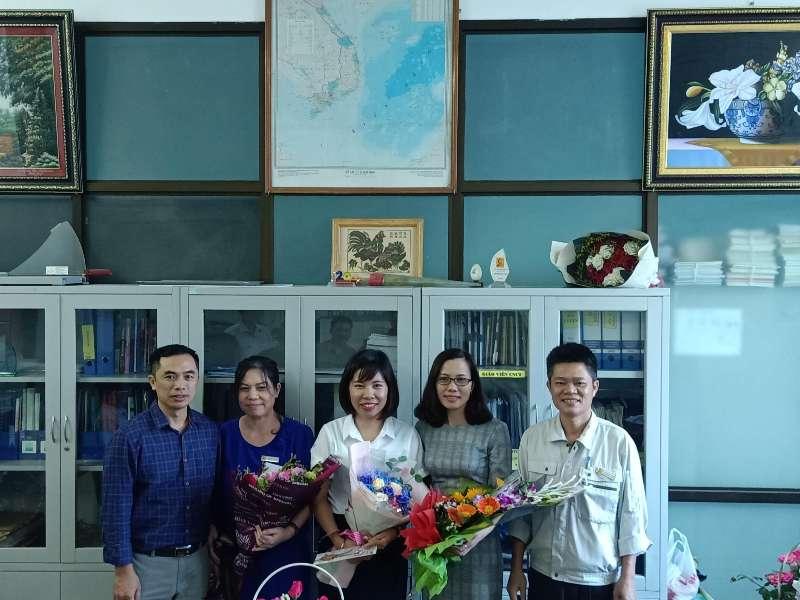 Công đoàn Trung tâm Việt Nhật tôn vinh phái đẹp nhân ngày Phụ nữ Việt Nam
