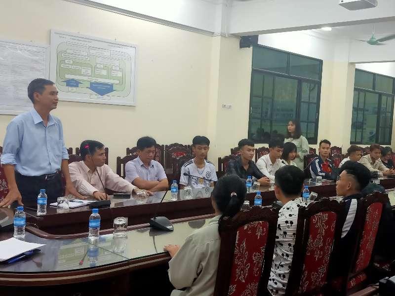 Trung tâm Việt Nhật tổ chức hội nghị Lớp trưởng – Bí thư chi đoàn năm học 2019 – 2020