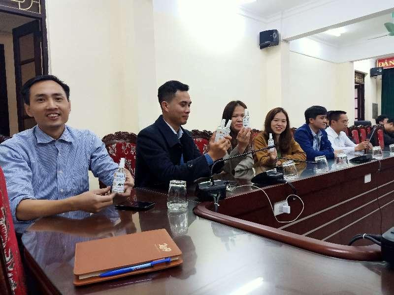 Trung tâm Việt Nhật họp triển khai nhiệm vụ đầu năm 2020