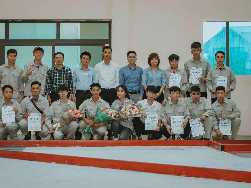 Trường Đại học Công nghiệp Hà Nội tổ chức cuộc thi Sáng tạo Robot 2020