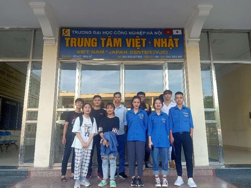 Liên chi đoàn Trung tâm Việt – Nhật ra quân thực hiện 5S tháng 6/2020