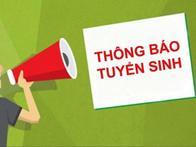 Trung tâm Việt Nhật - Trường Đại học Công nghiệp Hà Nội thông báo tuyển sinh hệ cao đẳng năm 2020