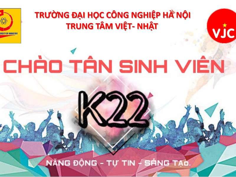 Trung tâm Việt – Nhật chào đón gần 800 tân sinh viên nhập học