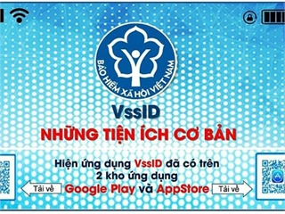Hướng dẫn sinh viên cài đặt và đăng ký trên ứng dụng Vssid - Bảo hiểm xã hội số